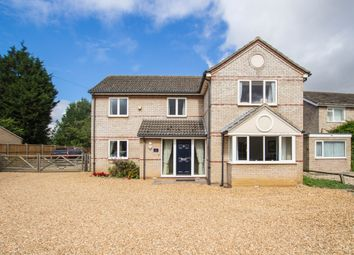 Thumbnail 5 bedroom detached house for sale in Histon Road, Cottenham, Cambridge