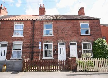 Thumbnail 2 bed terraced house to rent in Darrel Road, Retford