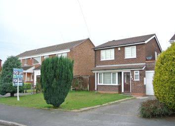 Thumbnail 3 bed detached house to rent in Honiley Drive, New Oscott, Birmingham