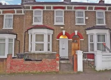 Thumbnail 3 bedroom terraced house for sale in Algernon Road, London