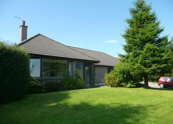 Thumbnail 4 bedroom detached bungalow to rent in Westhill Heights, Skene, Westhill