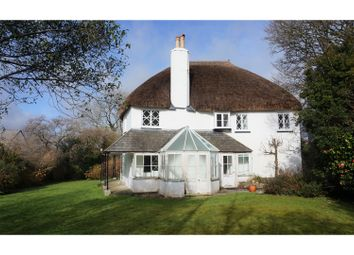 Thumbnail 5 bed detached house for sale in Church Road, Saltash