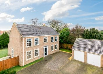 Thumbnail 4 bed detached house for sale in Clarkes Croft, Dishforth, Thirsk, North Yorkshire