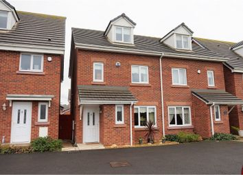 Thumbnail 4 bed semi-detached house for sale in Covington Drive, St. Helens
