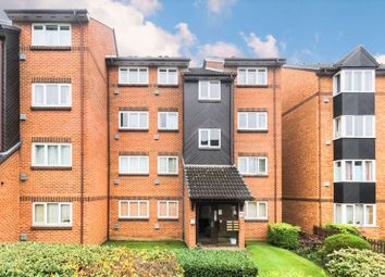 Thumbnail 1 bed flat for sale in Saxon Close, Surbiton