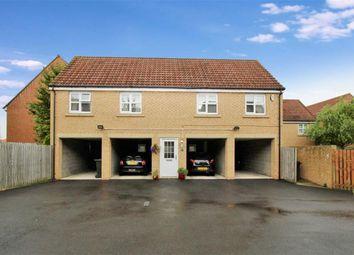 Thumbnail 2 bedroom flat for sale in Hawks Edge, West Moor, Newcastle Upon Tyne