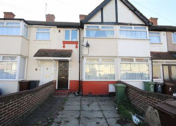 Thumbnail 3 bed terraced house to rent in Beam Avenue, Dagenham, Essex