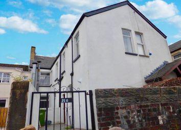 Thumbnail 5 bedroom flat to rent in Taff Street, Pontypridd