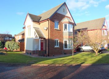 Thumbnail 3 bedroom detached house for sale in Croome Gardens, Pegswood, Morpeth