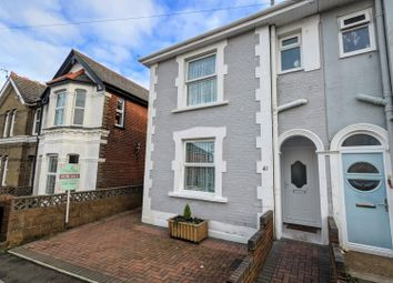 Western Road, Shanklin PO37. 3 bed semi-detached house for sale