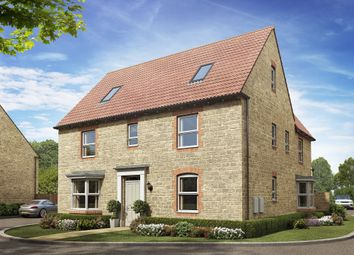 "Thumbnail 5 bed detached house for sale in ""Moorecroft"" at Temple Inn Lane, Temple Cloud, Bristol"