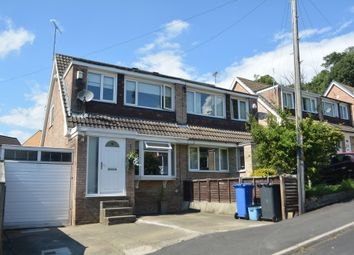 Thumbnail 3 bed semi-detached house for sale in Harcourt Rise, Chapeltown