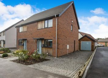 Thumbnail 2 bed semi-detached house for sale in Hingham, Norwich, Norfolk