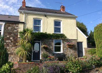Thumbnail 2 bed end terrace house for sale in Quarry Road, Upper Brynamman, Ammanford, Carmarthenshire.