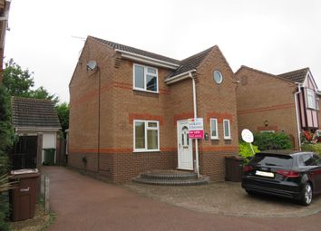 Thumbnail 3 bed detached house for sale in Churchfields, Hethersett, Norwich