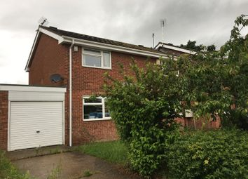 Thumbnail 2 bed semi-detached house to rent in Sunningdale, Retford