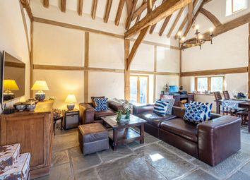Thumbnail 5 bed barn conversion for sale in Lake End Road, Dorney, Windsor