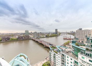 Thumbnail 2 bedroom flat to rent in Drake House, 14 St. George Wharf, Nine Elms, Vauxhall, London