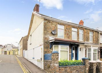 Thumbnail 4 bed end terrace house for sale in Monk Street, Aberdare, Mid Glamorgan