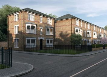 Thumbnail 4 bed detached house for sale in Plot 1, The Park