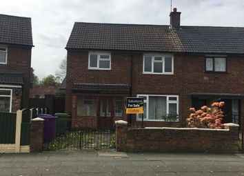 Thumbnail 3 bed town house for sale in Hartsbourne Avenue, Liverpool