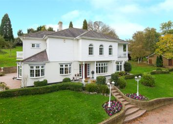 Thumbnail 4 bed detached house for sale in Childerditch Street, Little Warley, Brentwood, Essex