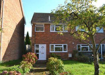 Thumbnail 3 bedroom end terrace house for sale in Waterslippe, Hadlow, Tonbridge