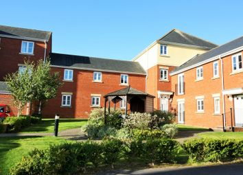 Thumbnail 2 bed flat to rent in Russell Walk, Exeter