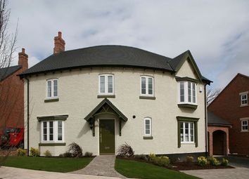 Thumbnail 4 bed detached house for sale in The Rushcliffe, Off Dukes Meadow Drive, Banbury Oxfordshire