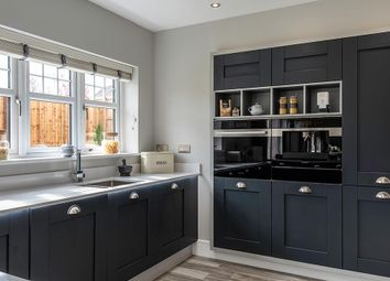 """Thumbnail 5 bedroom detached house for sale in """"The Langham"""" at Yeomanry Close, Daventry"""