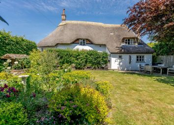 Thumbnail 4 bed detached house for sale in Tarrant Monkton, Blandford Forum, Dorset