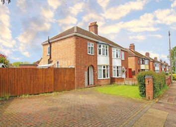 Thumbnail 3 bed semi-detached house for sale in Abbey Road, Walton, Peterborough
