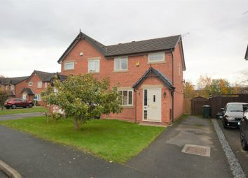 Thumbnail 3 bed semi-detached house for sale in Newry Court, Chester