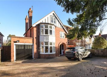 Thumbnail 4 bed detached house for sale in Kidmore Road, Caversham Heights, Reading