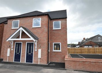 Thumbnail 2 bed semi-detached house for sale in New Street, Swanwick, Alfreton, Derbyshire