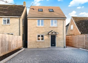 Thumbnail 4 bed detached house for sale in Mill Street, Eynsham, Witney