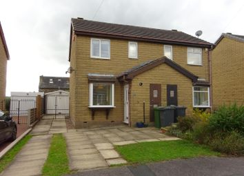 Thumbnail 2 bed semi-detached house for sale in Morlands Close, Staincliffe