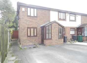 Thumbnail 2 bed town house to rent in Michelle Close, Stenson Fields, Derby