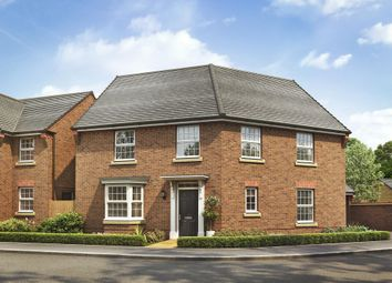 "Thumbnail 4 bedroom detached house for sale in ""Ashtree"" at Lowfield Road, Anlaby, Hull"