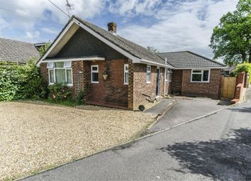 Thumbnail 4 bed detached bungalow for sale in Hobb Lane, Hedge End, Southampton, Hampshire