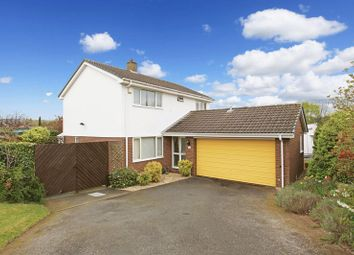 Thumbnail 4 bed detached house for sale in Wyke Rise, Wellington, Telford