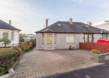 Thumbnail 2 bedroom semi-detached bungalow for sale in Pilrig Gardens, Pilrig, Edinburgh