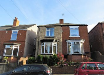 Thumbnail 3 bed semi-detached house for sale in Tapton View Road, Stonegravels, Chesterfield