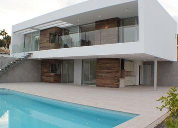 Thumbnail 3 bed villa for sale in Moraira Valencia, Moraira, Valencia