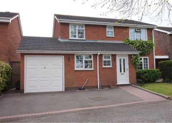 Thumbnail 4 bed detached house for sale in Darnford Lane, Lichfield