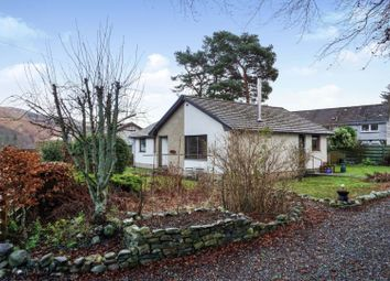 Thumbnail 3 bed detached bungalow for sale in Muirlodge Place, Kinloch Rannoch