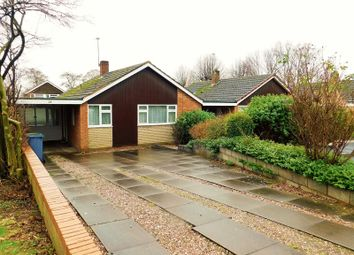 Thumbnail 2 bed detached bungalow for sale in Underwood Close, Parkside, Stafford