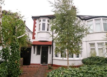 Thumbnail 3 bed semi-detached house for sale in Woodland Way, London