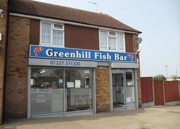 Thumbnail Leisure/hospitality for sale in Fish And Chip Shop CT6, Kent