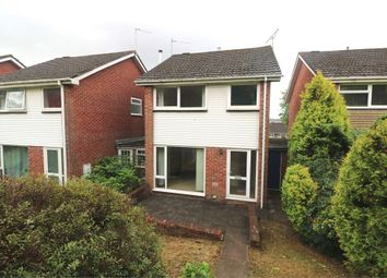 Thumbnail 3 bed detached house for sale in Walnut Drive, Caerleon, Newport